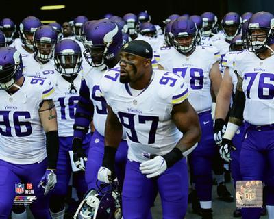 Everson Griffen 2016 Action