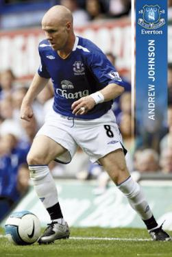 Everton- Andrew Johnson