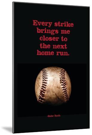 Every Strike Home