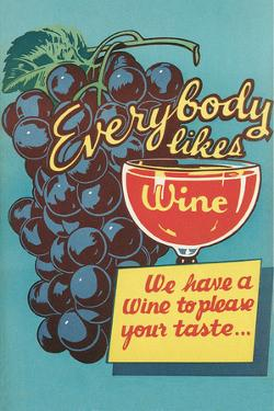 Everybody Likes Wine