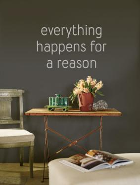 Everything Happens for a Reason - Grey