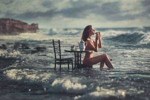 Cup of Tea by Evgeny Loza
