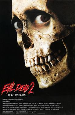 Evil Dead II (aka Evil Dead 2: Dead By Dawn), 1987