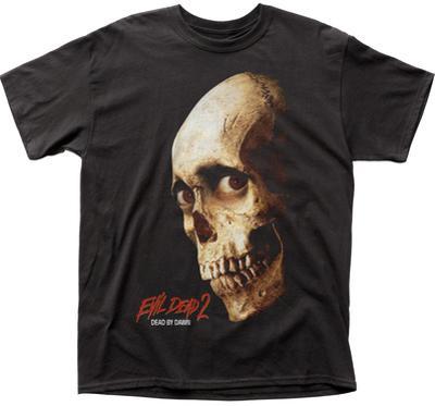 Evil Dead II- Dead by Dawn color poster
