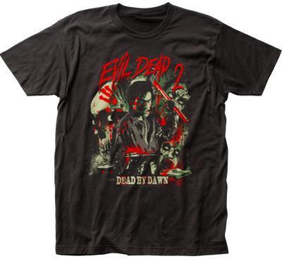 Evil Dead II- Dead by Dawn