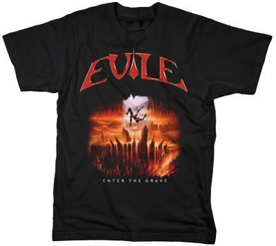 Evile  - Enter The Grave