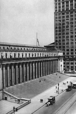 James Farley Post Office Building, New York City, USA, C1930s