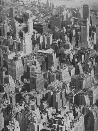 'Massed Miracles of American Achievement in Architecture', c1935