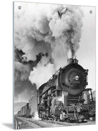 Train by Ewing Galloway