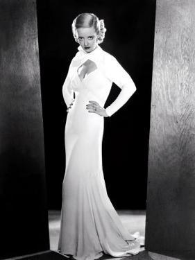 Ex-Lady, Bette Davis, 1933