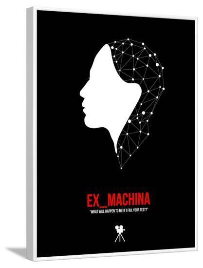 Ex Machina-NaxArt-Framed Art Print