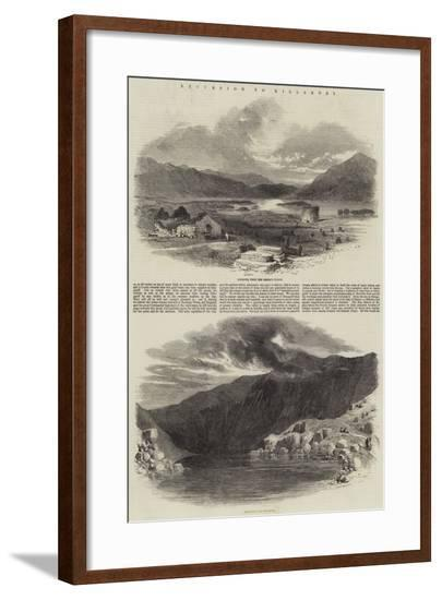 Excursion to Killarney--Framed Giclee Print