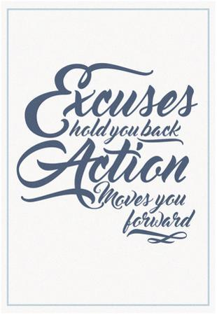 Excuses And Action Script