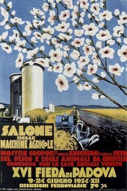 Exhibit Agricultural Machines