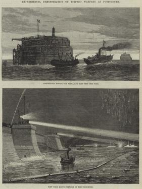 Experimental Demonstration of Torpedo Warfare at Portsmouth
