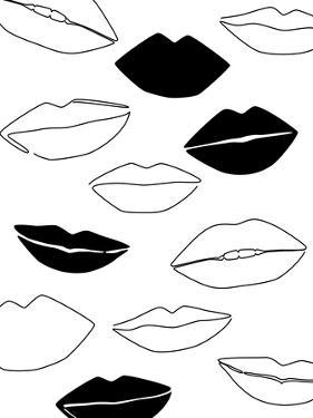 Black Kisses by Explicit Design
