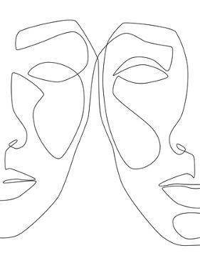Double Face by Explicit Design