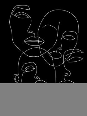 Faces In Dark by Explicit Design