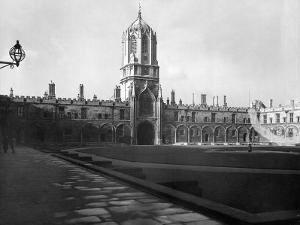 Exterior of College Buildings at Oxford University