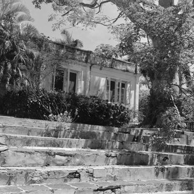 Exterior of Ernest Hemingway's Havana Home