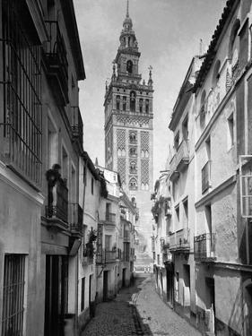 Exterior of Spain's Seville Architecture