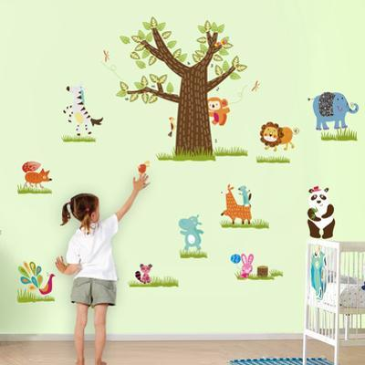 Extra Large Animals Tree