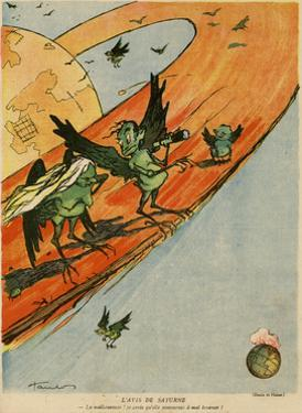 Extraterrestrials 1918