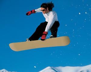 Extreme Sports Snowboard