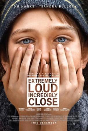 Extremely Loud and Increadibly Close (Tom Hanks, Sandra Bullock) Movie Poster