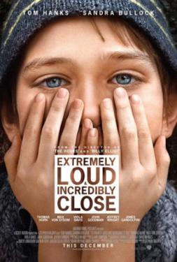 Extremely Loud and Increadibly Close (Tom Hanks, Sandra Bullock) Movie Poster