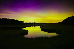 Aurora Sky by Eye Of The Mind Photography