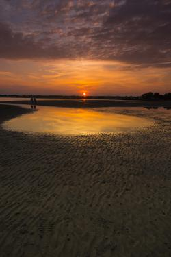 Ripples and Rays by Eye Of The Mind Photography