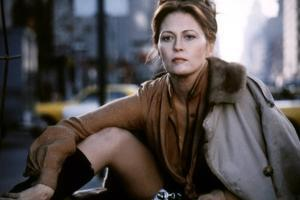 EYES OF LAURA MARS, 1978 directed by IRVIN KERSHNER Faye Dunaway (photo)