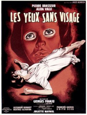 Eyes Without a Face, (aka Les Yeux Sans Visage), 1959