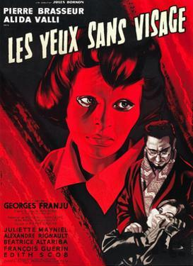 Eyes Without A Face, (aka Les Yeux Sans Visage), Edith Scob, Pierre Brasseur, 1959