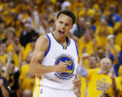 2015 NBA Finals - Game Five by Ezra Shaw