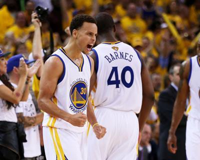 2015 NBA Finals - Game One by Ezra Shaw