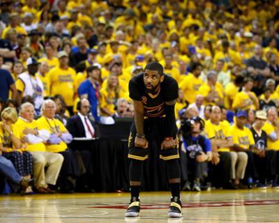 2016 NBA Finals - Game Seven by Ezra Shaw