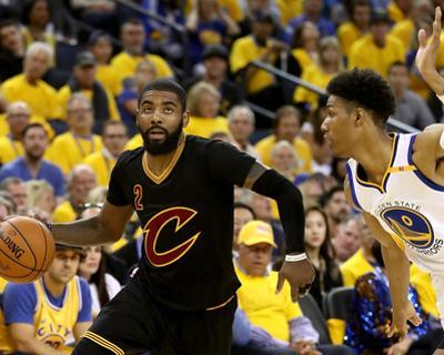 2017 NBA Finals - Game Five by Ezra Shaw