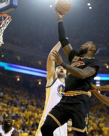 2017 NBA Finals - Game Two by Ezra Shaw