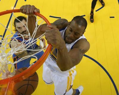 Oklahoma City Thunder v Golden State Warriors - Game Seven by Ezra Shaw