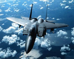 F-15 E Strike Eagle United States Air Force