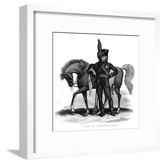 F a Braunschweig-Oels--Framed Giclee Print