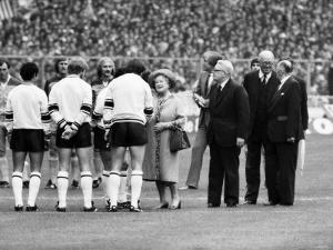 F.A. Cup Final, Manchester City vs. Tottenham Hotspur (1-1), May 1981