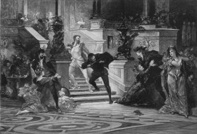 Don Giovanni, the Opening Scene