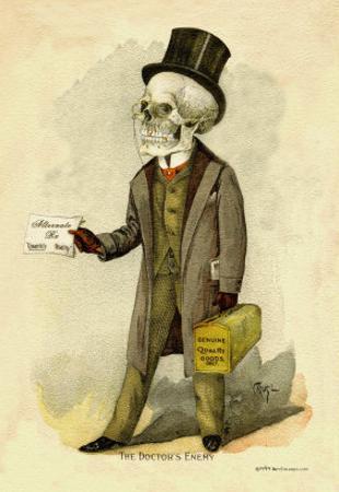Death Fills a Prescription by F. Frusius M.d.