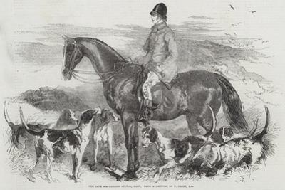 The Late Sir Richard Sutton, Baronet