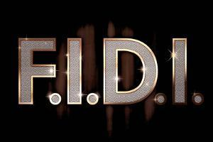 F.I.D.I. F-ck It Do It Bling Poster