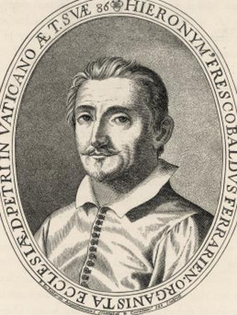 Girolamo Frescobaldi Italian Musician