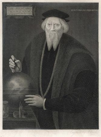 Sebastian Cabot Map Maker and Navigator Son of John Cabot